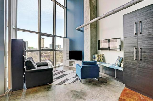 2000 Bagby Street #5438, Houston, TX 77002 (MLS #97724399) :: REMAX Space Center - The Bly Team