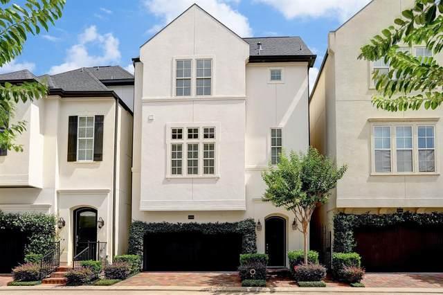 10908 Wrenwood Manor, Houston, TX 77043 (MLS #97727981) :: The SOLD by George Team