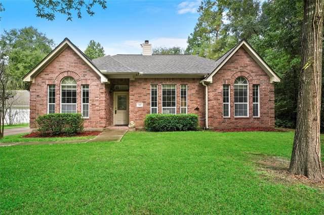 446 Stephen F Austin Drive, Conroe, TX 77302 (MLS #97737333) :: The Home Branch