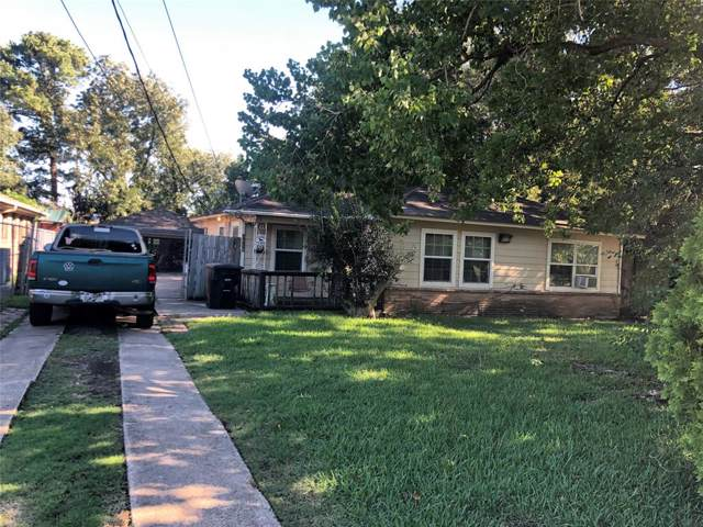 3815 Weslow Street, Houston, TX 77087 (MLS #97742737) :: Texas Home Shop Realty