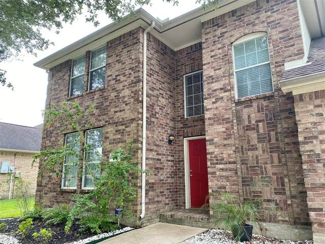 3416 Norma Lane, Pearland, TX 77584 (MLS #9775092) :: The SOLD by George Team