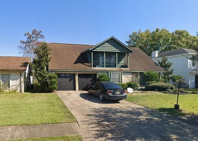 11031 Sageburrow Drive, Houston, TX 77089 (MLS #97761967) :: Guevara Backman