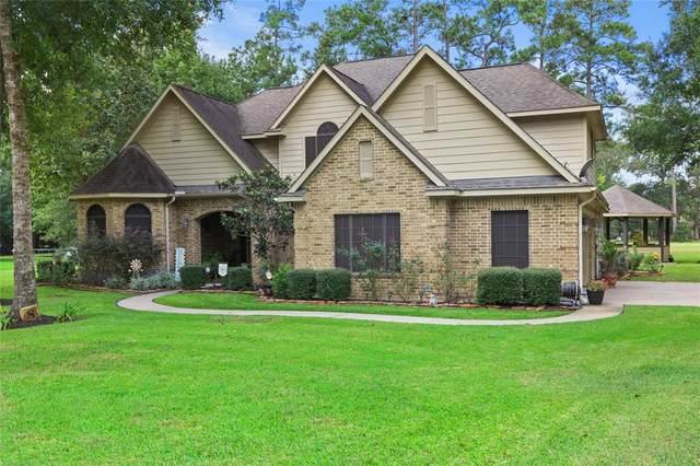 26726 Crossroads Trail, Huffman, TX 77336 (MLS #97766337) :: Texas Home Shop Realty