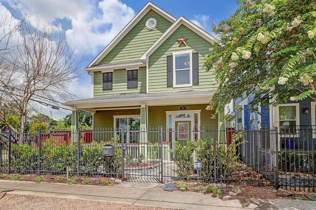 1352 Dorothy Street, Houston, TX 77008 (MLS #97768390) :: The SOLD by George Team