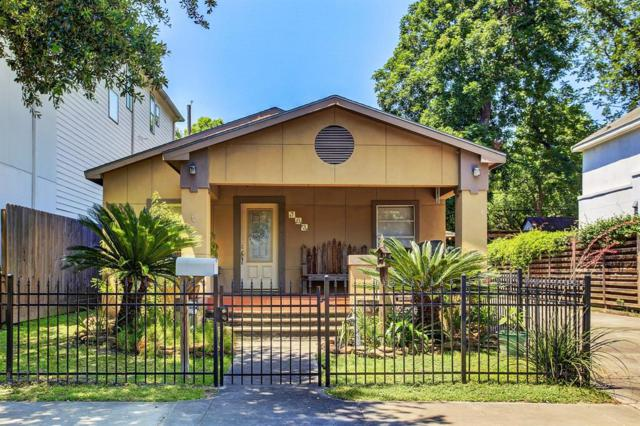 703 Wendel Street, Houston, TX 77009 (MLS #9777618) :: The SOLD by George Team