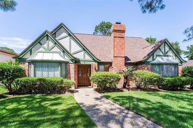 18022 Longcliffe Drive, Houston, TX 77084 (MLS #97782299) :: Guevara Backman