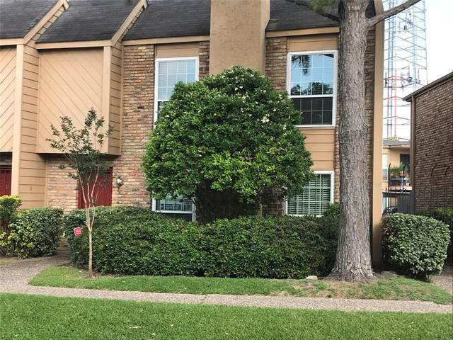 3303 W Greenridge Drive #15, Houston, TX 77057 (MLS #97786319) :: The Freund Group