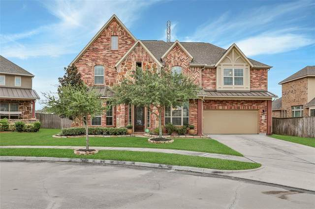 21126 Caddo Heights Street, Richmond, TX 77407 (MLS #97789161) :: The Wendy Sherman Team