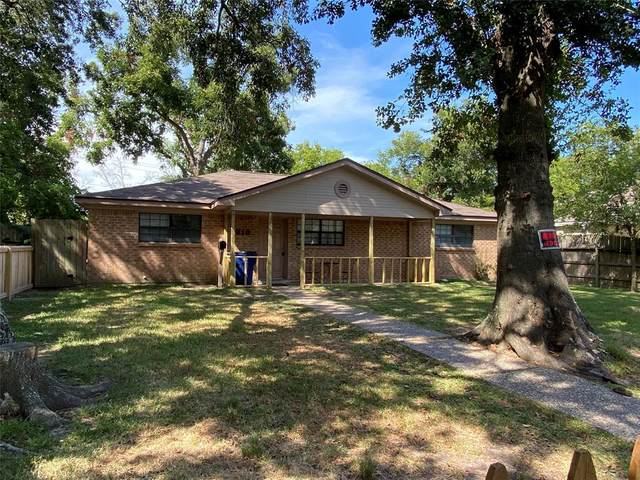 816 18th Avenue N, Texas City, TX 77590 (MLS #97794253) :: The SOLD by George Team
