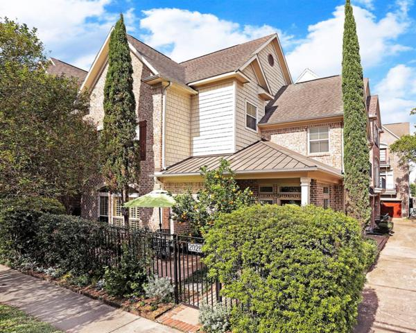 2028 Vermont Street, Houston, TX 77019 (MLS #977975) :: Connect Realty