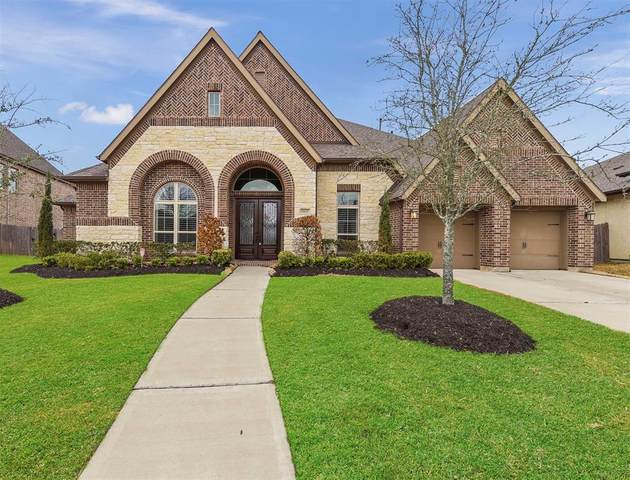 3420 Magnolia Shores Lane, Pearland, TX 77584 (MLS #97809747) :: The Home Branch