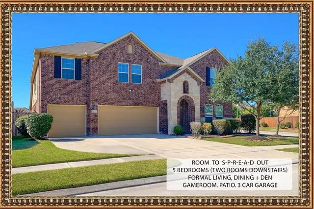 14731 Julie Meadows Lane, Humble, TX 77396 (MLS #97810857) :: My BCS Home Real Estate Group