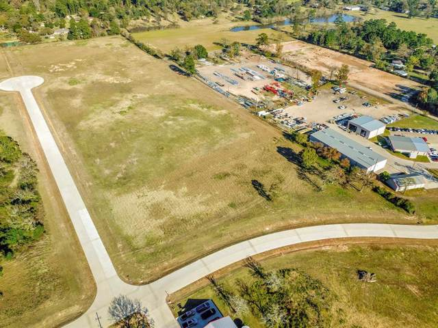 36665 High Meadow Industrial Lane, Magnolia, TX 77354 (MLS #97811346) :: Johnson Elite Group