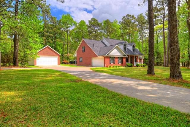 11310 Summer Lake Drive, Magnolia, TX 77354 (MLS #97818938) :: Homemax Properties