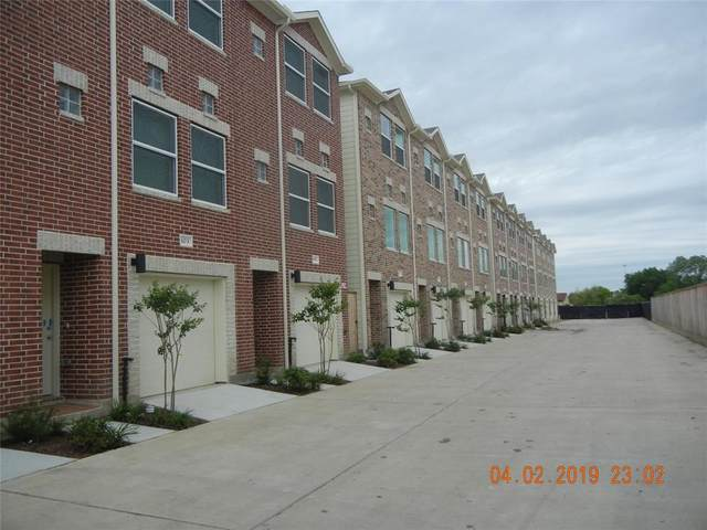 8705 Bryam #303, Houston, TX 77061 (MLS #97826415) :: The SOLD by George Team