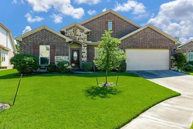 7511 Collins Manor Drive, Spring, TX 77389 (MLS #97830053) :: Christy Buck Team