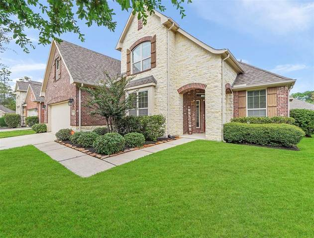 17422 Rainer Valley Lane, Humble, TX 77346 (MLS #97833359) :: The SOLD by George Team
