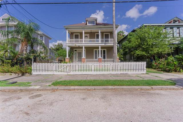 3012 Avenue O 1/2, Galveston, TX 77550 (MLS #97838690) :: The Jill Smith Team