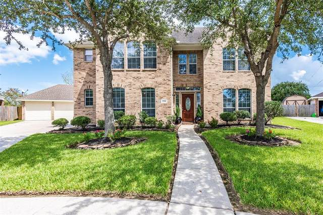 2514 Pine Lake Drive, Deer Park, TX 77536 (MLS #97839366) :: The Freund Group