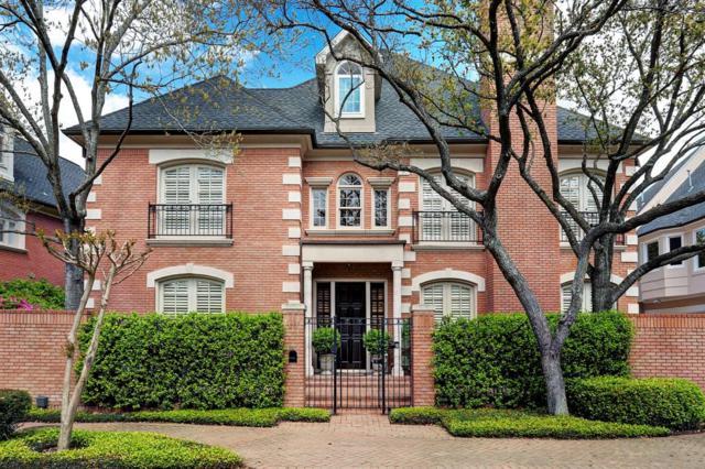 2312 Mimosa Drive, Houston, TX 77019 (MLS #97845330) :: Krueger Real Estate