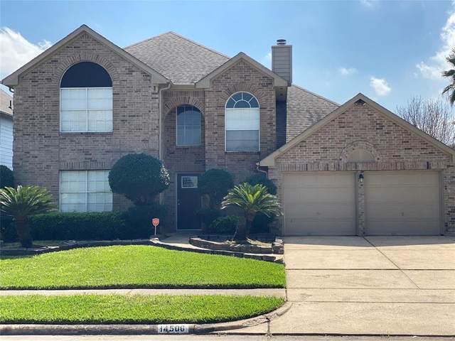 14506 Lansing Crest Drive, Houston, TX 77015 (MLS #97861327) :: Christy Buck Team