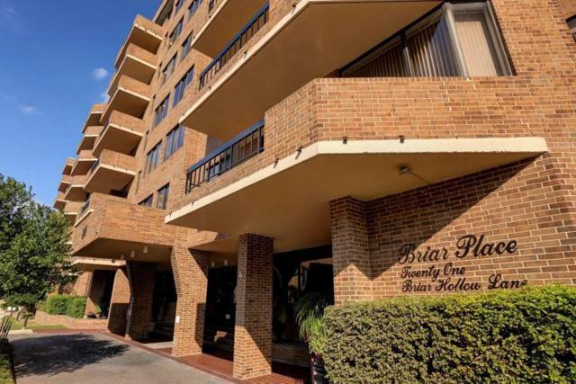 21 Briar Hollow Lane #206, Houston, TX 77027 (MLS #97869978) :: Giorgi Real Estate Group