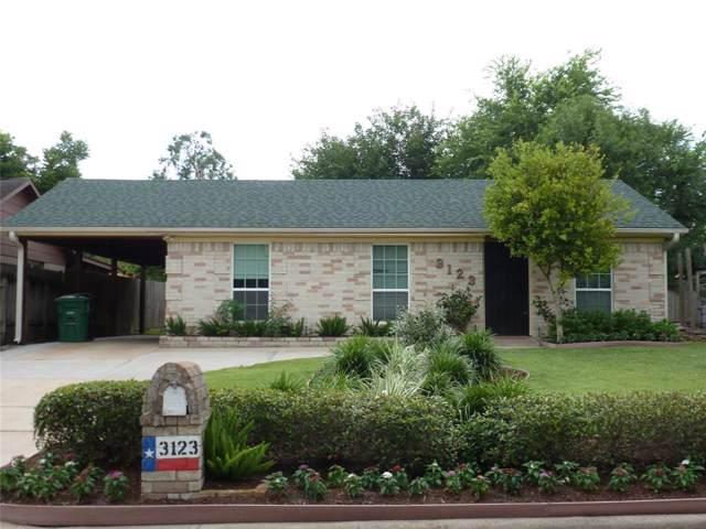 3123 Woodmont Drive, Houston, TX 77045 (MLS #9787624) :: Fairwater Westmont Real Estate