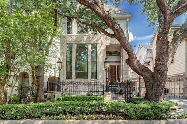 6315 Schuler Street, Houston, TX 77007 (#9788583) :: ORO Realty