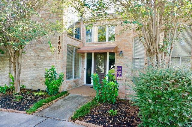 1407 Warwickshire Drive, Houston, TX 77077 (MLS #97893202) :: Caskey Realty