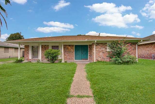5512 Rosewood Drive, Galveston, TX 77551 (#9789540) :: ORO Realty