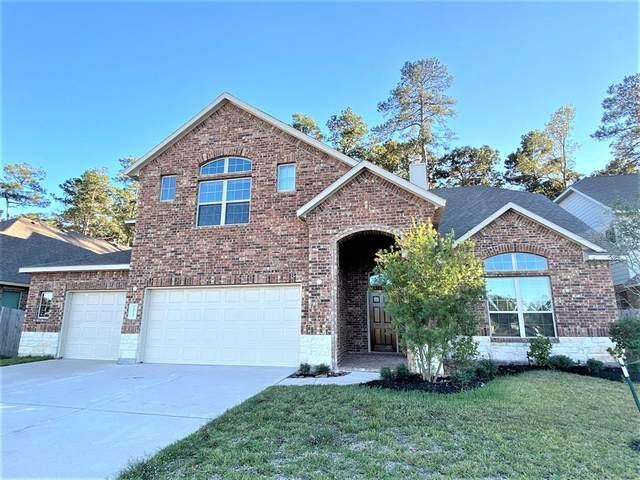 14549 Diamond Park Lane, Conroe, TX 77384 (MLS #97909436) :: The Home Branch