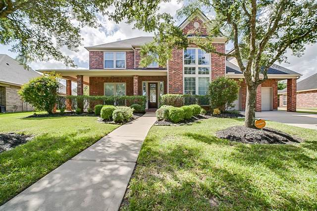 1827 Lake Quitman Drive, Richmond, TX 77406 (MLS #97928224) :: The Home Branch