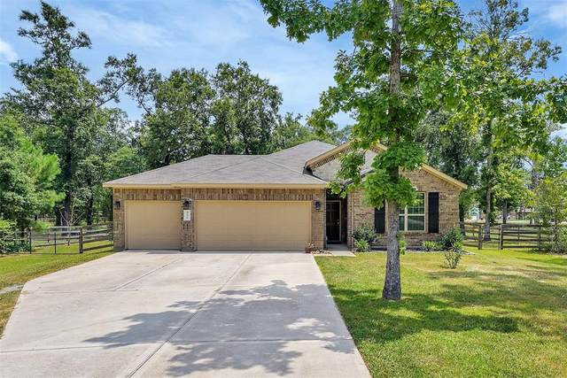 9226 White Tail Drive, Conroe, TX 77303 (MLS #97933217) :: My BCS Home Real Estate Group