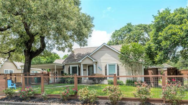 405 Joyce Street, Houston, TX 77009 (MLS #9793478) :: The Heyl Group at Keller Williams