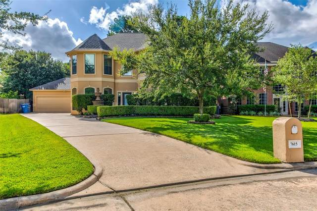 7615 Goldengrove Drive, Spring, TX 77379 (MLS #9793751) :: The Freund Group
