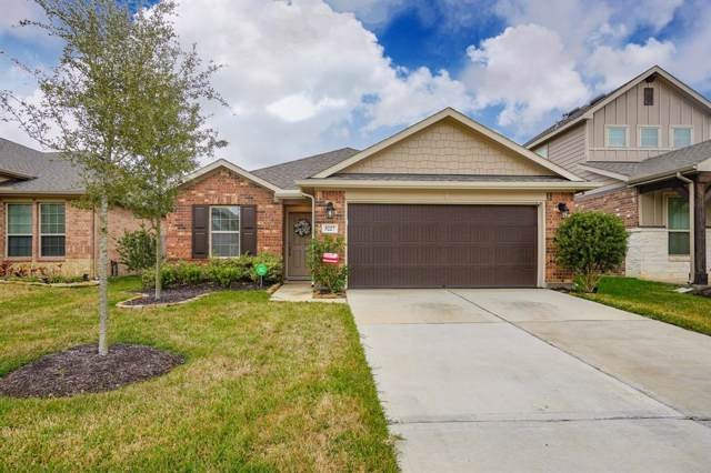 5227 Ivory Glass Drive, Katy, TX 77493 (MLS #97957891) :: Green Residential