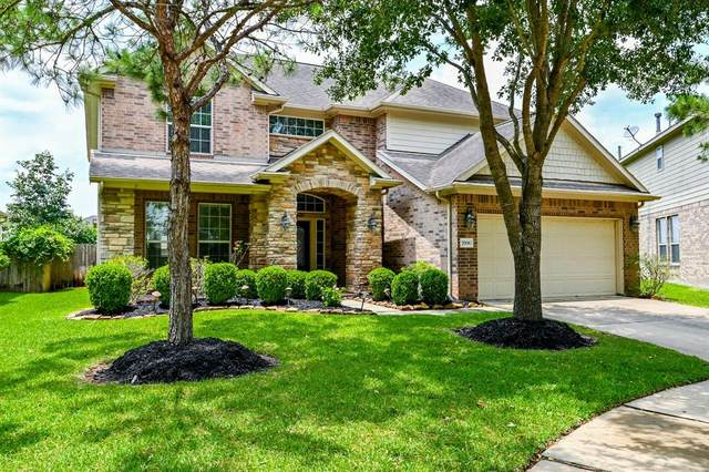 7006 Rambling Tree Lane, Richmond, TX 77407 (MLS #97959018) :: The Sansone Group