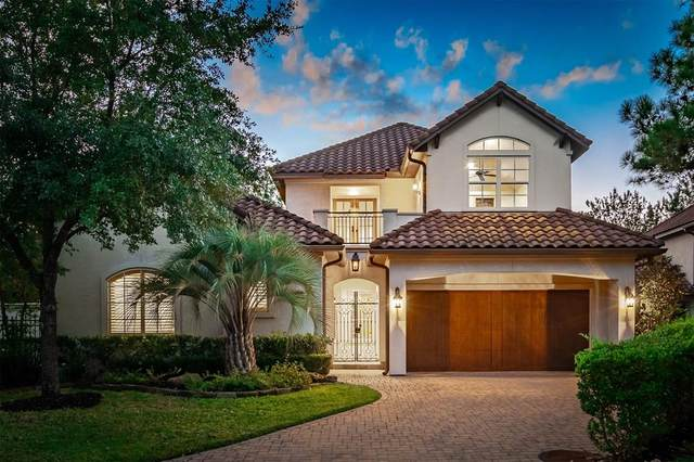 8 Margaux Way, The Woodlands, TX 77382 (MLS #97959203) :: Area Pro Group Real Estate, LLC