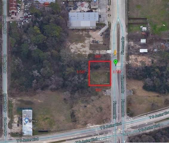 4500 Pinemont Drive, Houston, TX 77018 (MLS #97989002) :: The Freund Group
