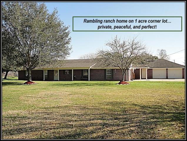 1690 County Road 965, Alvin, TX 77511 (MLS #979955) :: Texas Home Shop Realty