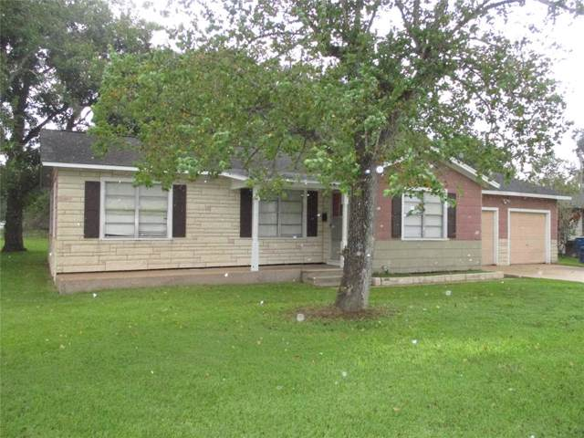 601 Walnut Street, Sweeny, TX 77480 (MLS #98001261) :: The Heyl Group at Keller Williams