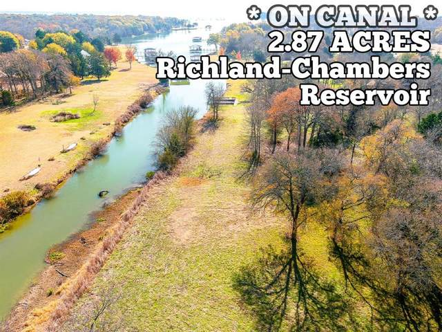 Lot 128 County Rd 2230, Corsicana, TX 75109 (MLS #98004138) :: Michele Harmon Team