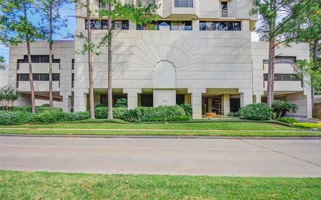 150 Gessner Road 5D, Houston, TX 77024 (MLS #98016147) :: The Bly Team