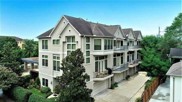2334 Dorrington Street B, Houston, TX 77030 (MLS #98017200) :: Keller Williams Realty