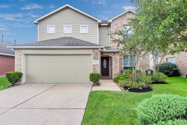 13105 Trail Manor Drive, Pearland, TX 77584 (MLS #98022714) :: Giorgi Real Estate Group