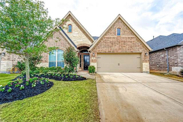 2507 Elmwood Trail, Katy, TX 77493 (MLS #98026759) :: The Home Branch