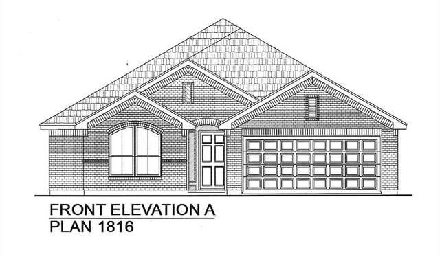 911 Golden Willow Lane, Conroe, TX 77304 (MLS #98054756) :: The Property Guys
