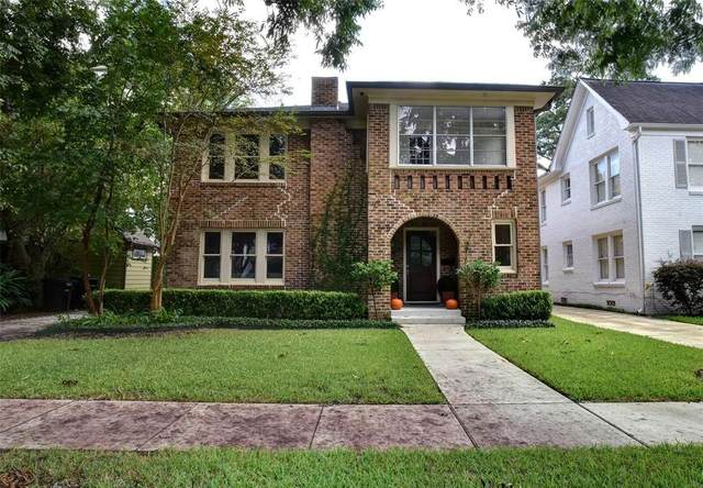 1711 Albans Road, Houston, TX 77005 (MLS #98055260) :: Connell Team with Better Homes and Gardens, Gary Greene