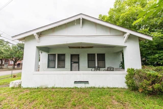 1601 Holman Street, Houston, TX 77004 (#98059878) :: ORO Realty