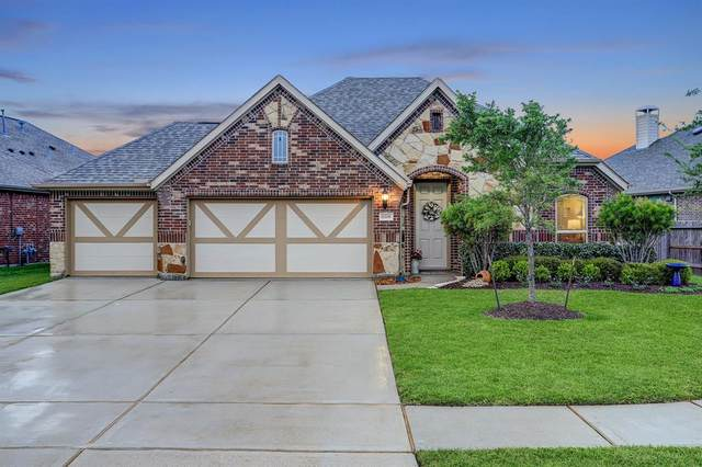 6208 Glenn Hills Lane, League City, TX 77573 (MLS #98060055) :: The SOLD by George Team